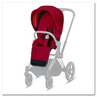 Набор Seat Pack PRIAM III, True Red