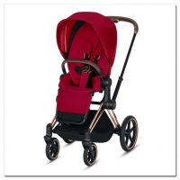 CYBEX PRIAM III (прогулочная), True Red