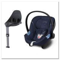 Cybex Aton M + Base, Midnight Blue