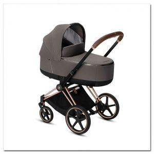 CYBEX PRIAM III (для новорожденных), Manhattan Grey