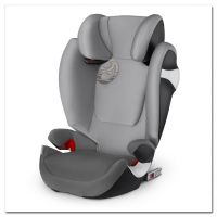 Cybex Solution M-fix, Manhattan Grey