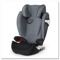 Cybex Solution M-fix, Pepper Black
