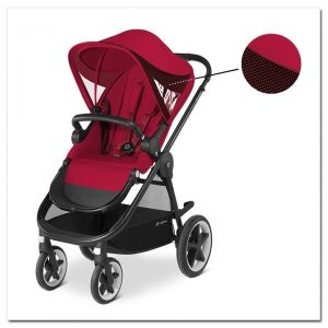 Cybex Balios M, Rebel Red (прогулочная коляска)