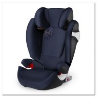 Cybex Solution M-fix, Denim Blue