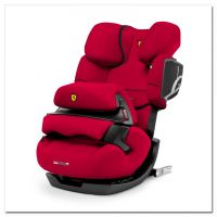 Cybex Pallas 2-Fix, FE Ferrari Racing Red