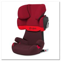Cybex Solution X2-Fix, Rumba Red