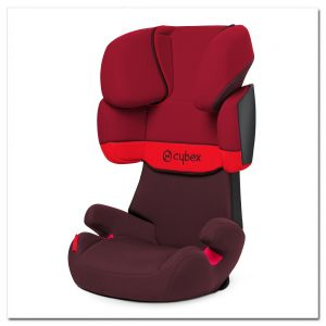 Cybex Solution X, Rumba Red