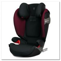 Cybex Solution S-Fix, FE Ferrari Victory Black