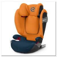 Cybex Solution S-Fix, Tropical Blue