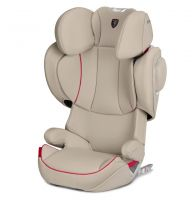 CYBEX Solution Z-Fix, Silver Grey (for Scuderia Ferrari)