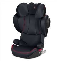 CYBEX Solution Z-Fix, Victory Black (for Scuderia Ferrari)