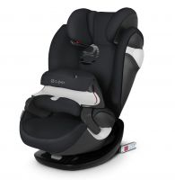 Cybex Pallas M-Fix, Lavastone Black