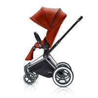 Cybex Priam Lux, Autumn Gold (прогулочная)