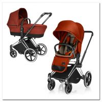 Cybex Priam Lux (2-в-1), Autumn Gold