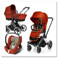 Cybex Priam Lux (3-в-1), Autumn Gold