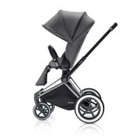 Cybex Priam Lux, Manhattan Grey (прогулочная)