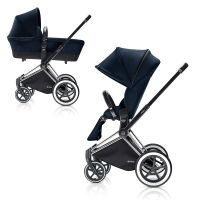 Cybex Priam Lux (2-в-1), Midnight Blue