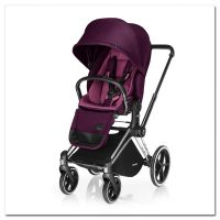 Cybex Priam Lux Seat, Mystic Pink