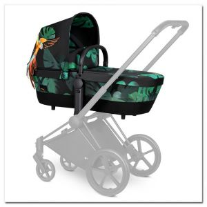 Спальный блок- Cybex Priam Carrycot, Birds of Paradise