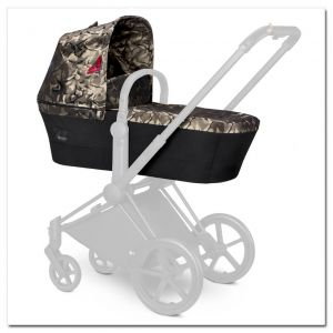 Спальный блок- Cybex Priam Carrycot, Butterfly