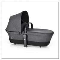 Cybex Priam Carrycot, Manhattan Grey