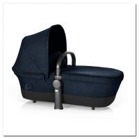 Cybex Priam Carrycot, Midnight Blue