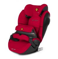 Cybex Pallas M-Fix SL, FE Ferrari Racing Red (for Scuderia Ferrari)