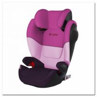 Cybex Solution M-fix, Purple Rain