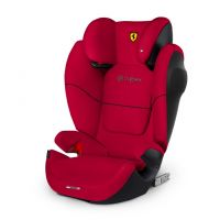 Cybex Solution M-Fix SL, FE Ferrari Racing Red (for Scuderia Ferrari)
