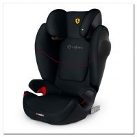 Cybex Solution M-Fix SL, FE Ferrari Victory Black