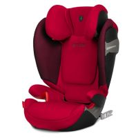 Cybex Solution S-Fix, FE Ferrari Racing Red (for Scuderia Ferrari)