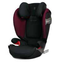 Cybex Solution S-Fix, FE Ferrari Victory Black (for Scuderia Ferrari)